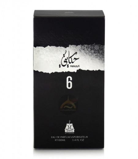 Afnan Hekayti 6 Black