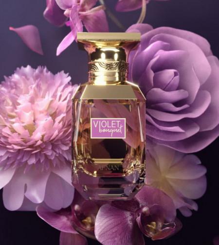Afnan Violet Bouquet