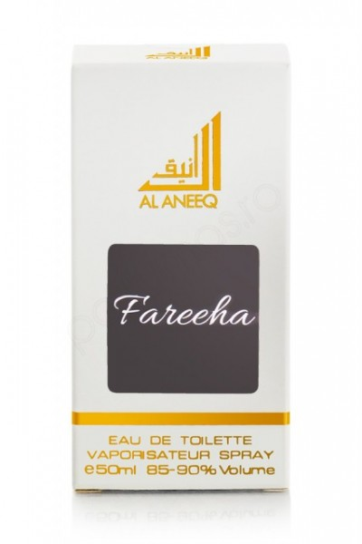 Al Aneeq Fareeha 50ml - Apa de Toaleta