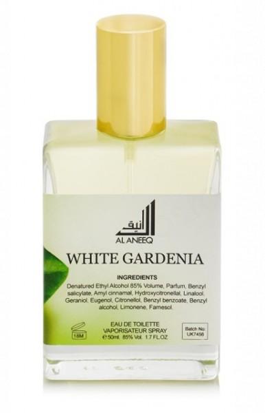 Al Aneeq White Gardenia 50ml - Apa de Toaleta