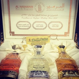 Al Haramain Majmuath Al Arab 3x55ml - Apa de Parfum