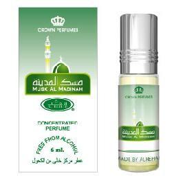 Al Rehab Musk Al Madina 6ml - Esenta de Parfum