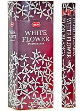 Betisoare Parfumate White Flower