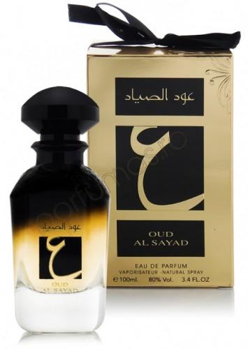 Oud Al Sayad 100ml - Apa de Parfum