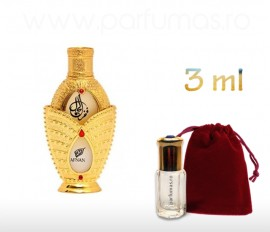 Afnan Fakhr Al Jamal 3ml - Esenta de Parfum