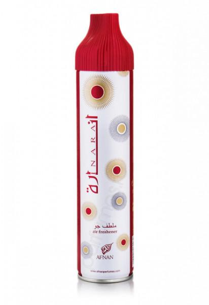 Air Freshener Afnan Inara White 300ml - Spray de camera