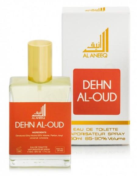 Al Aneeq Dehn Al Oud 50ml - Apa de Toaleta