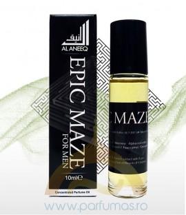 Al Aneeq Epic Maze 10ml Esenta de Parfum