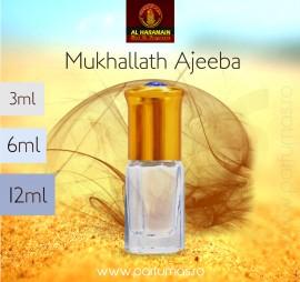 Al Haramain Mukhallath Ajeeba 12ml - Esenta de Parfum