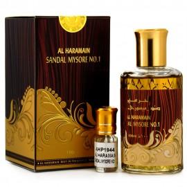 Al Haramain Sandal Mysore No. 1 Loose 3ml - Esenta de Parfum