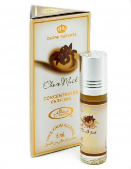 Al Rehab Choco Musk 6ml - Esenta de Parfum