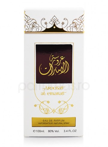 Aroosat Al Emarat 100ml - Apa de Parfum
