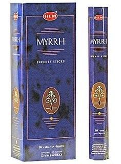 Betisoare Parfumate Myrrh