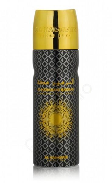 Deo Al Haramain Makkah 200ml - Deodorant Spray