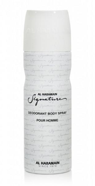Deo Al Haramain Signature MEN 200ml - Deodorant Spray