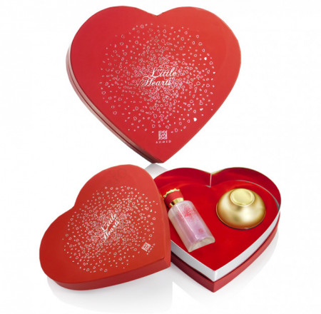 Set Cadou Ahmed Al Maghribi Little Hearts - Apa de Parfum
