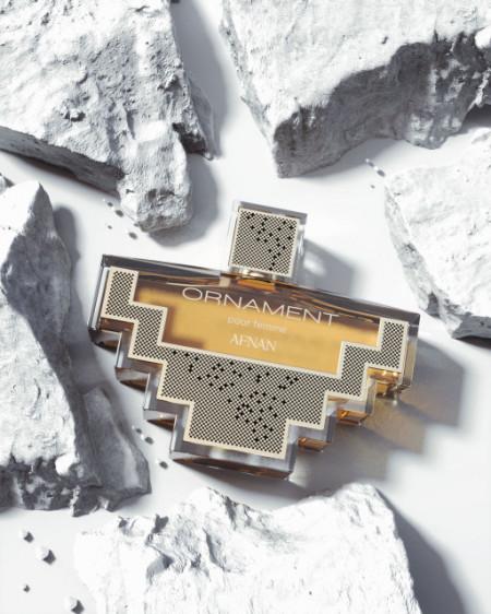 Afnan Ornament Gold