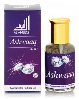 Al Aneeq Ashwaaq 12ml Esenta de Parfum