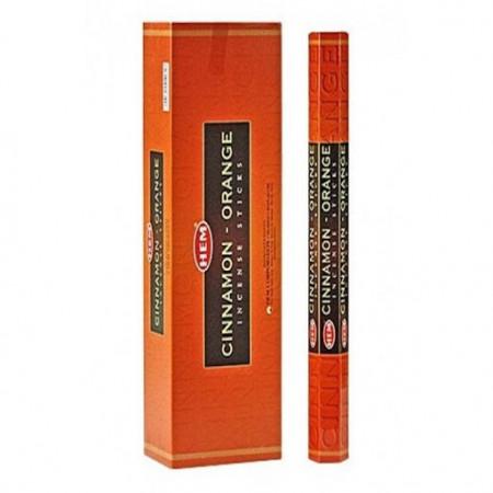 Betisoare Parfumate Cinnamon Orange