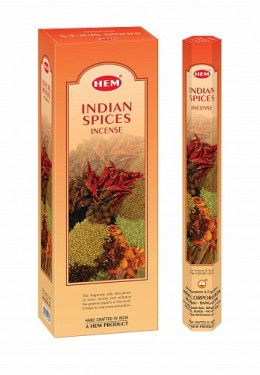 Poze Betisoare Parfumate Indian Spices