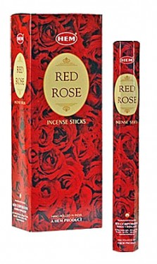 Betisoare Parfumate Red Rose