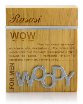 Poze Rasasi Woody For Men 60ml - Apa de parfum