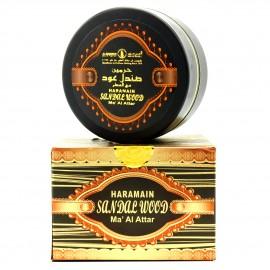 Sandal Wood Ma'al Attar 60gms - Lemn aromat