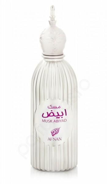 Afnan Musk Abiyad 100ml - Apa de Parfum
