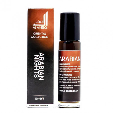 Al Aneeq Arabian Nights 10ml Esenta de Parfum