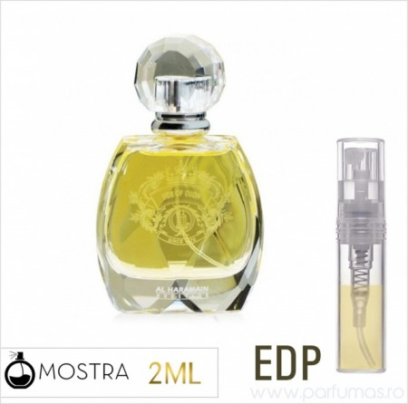 Al Haramain Ode Of Oudh 2ml