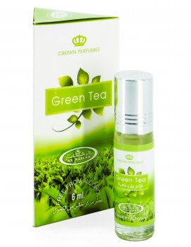 Al Rehab Green Tea 6ml - Esenta de Parfum