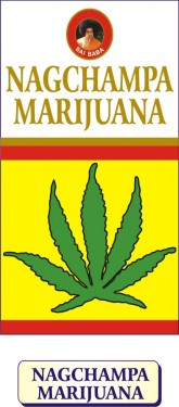 Betisoare Parfumate Ppure Marijuana