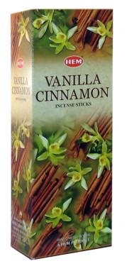 Betisoare Parfumate Vanilla Cinnamon