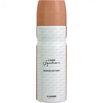 Deo Al Haramain Signature Gold 200ml - Deodorant Spray