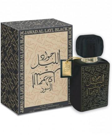 Khalis Jawad Al Layl Black 100ml - Apa de Parfum
