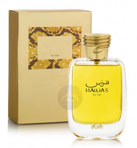 Rasasi Hawas for Her 100ml - Apa de Parfum