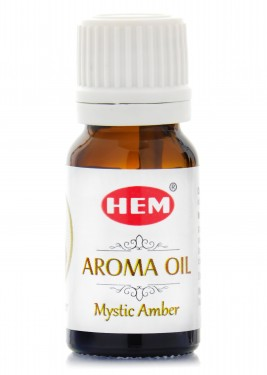 Ulei parfumat Hem - Mystic Amber 10ml