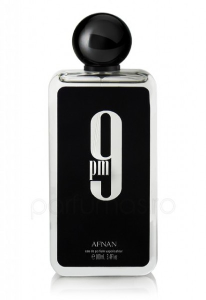 Afnan 9 PM 100ml (black) - Apa de Parfum