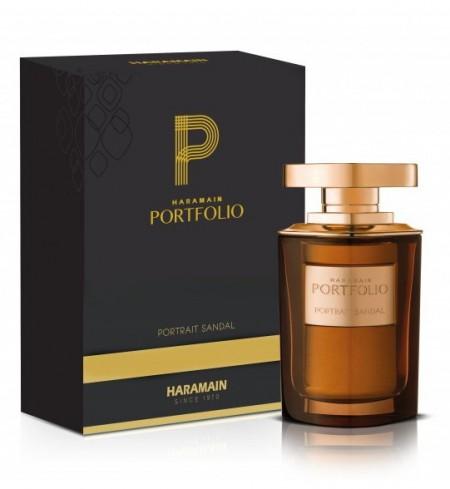 Al Haramain Portfolio Portrait Sandal 75ml - Apa de Parfum