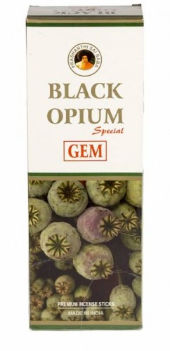 Betisoare Parfumate Black Opium Special
