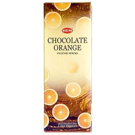 Betisoare Parfumate Chocolate Orange