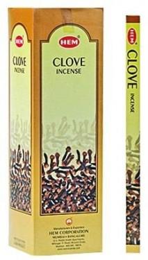 Betisoare Parfumate Clove / Cuisoare