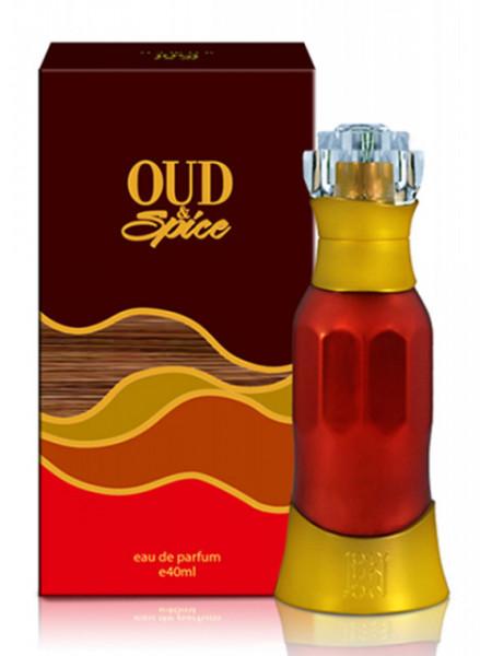 Ahmed Al Maghribi Oud Spice