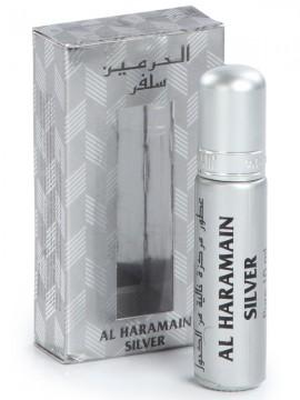 Al Haramain Silver 10ml - Esenta de parfum