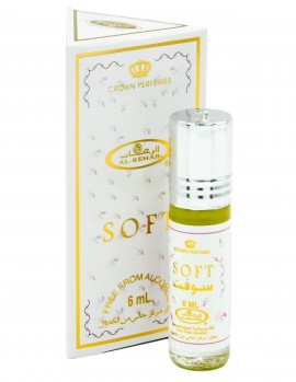 Al Rehab Soft 6ml -Esenta de Parfum