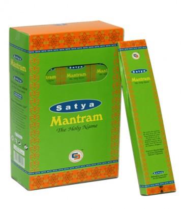 Betisoare Parfumate Satya Mantram