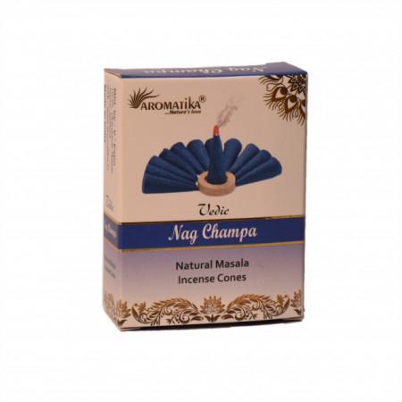 Conuri Parfumate Aromatika Nag Champa