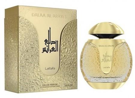 Dalaa Al Arayes Gold 100ml - Apa de Parfum
