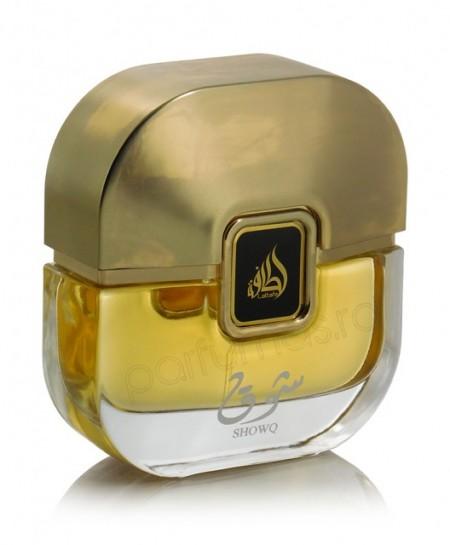 Lattafa Showq Gold 100ml - Apa de Parfum