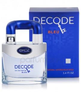 Afnan Decode Bleu 100ml - Apa de Parfum
